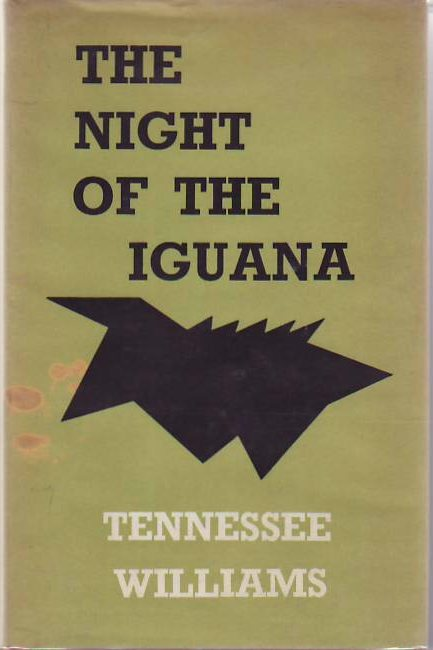 a literary analysis of night of the iguana by tennessee williams Night of the iguana, which premiered on broadway in 1961, is a play by american playwright tennessee williams, based on his 1948 short story it centers on a disgraced former minister, lawrence t shannon, who has been barred from his church after defaming god.
