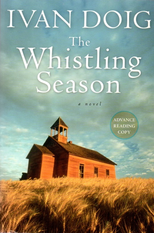 The Whisting Season. IVAN DOIG.