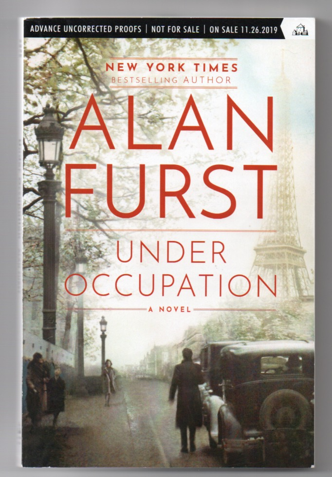 Under Occupation. Alan FURST.