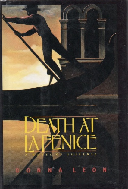 Death at La Fenice. Donna LEON.