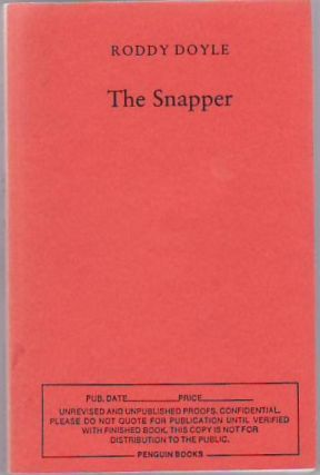 The Snapper. Roddy DOYLE
