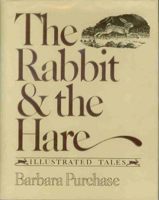 The Rabbit & the Hare. Illustrated Tales.