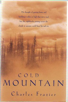 Cold Mountain. Charles FRAZIER