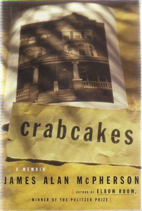 Crab cakes. James Alan McPHERSON