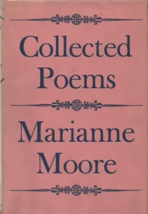 Collected Poems. Marianne MOORE