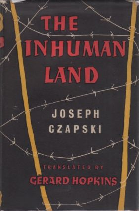 The Inhuman Land. Joseph CZAPSKI, Gerard Hopkins