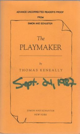 The Playmaker. Thomas KENEALLY