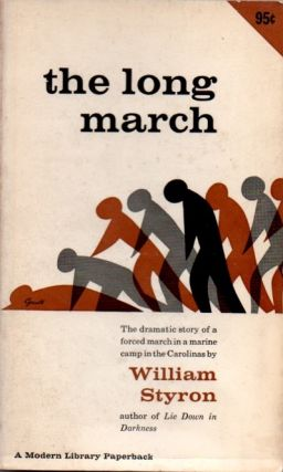The Long March. The dramatic story of a forced march in a marine camp in the Carolinas