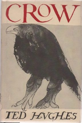 Crow. (Jacket design by Leonard Baskin)